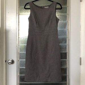 Grey dress from H&M